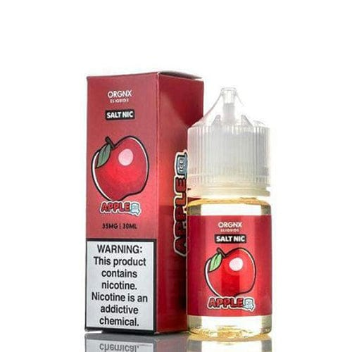 Orgnx Salts Apple ICE 30ml Nic Salt Vape Juice