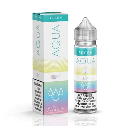 Aqua Fresh Drops 60ml Vape Juice