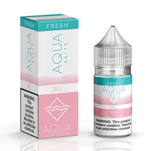 Aqua Salts Fresh Swell 30ml Nic Salt Vape Juice