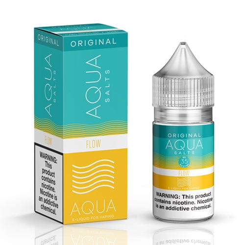 Aqua Salts Original Flow 30ml Nic Salt Vape Juice