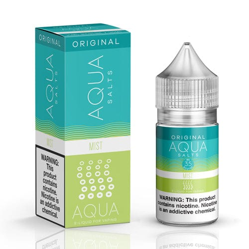 Aqua Salts Original Mist 30ml Nic Salt Vape Juice