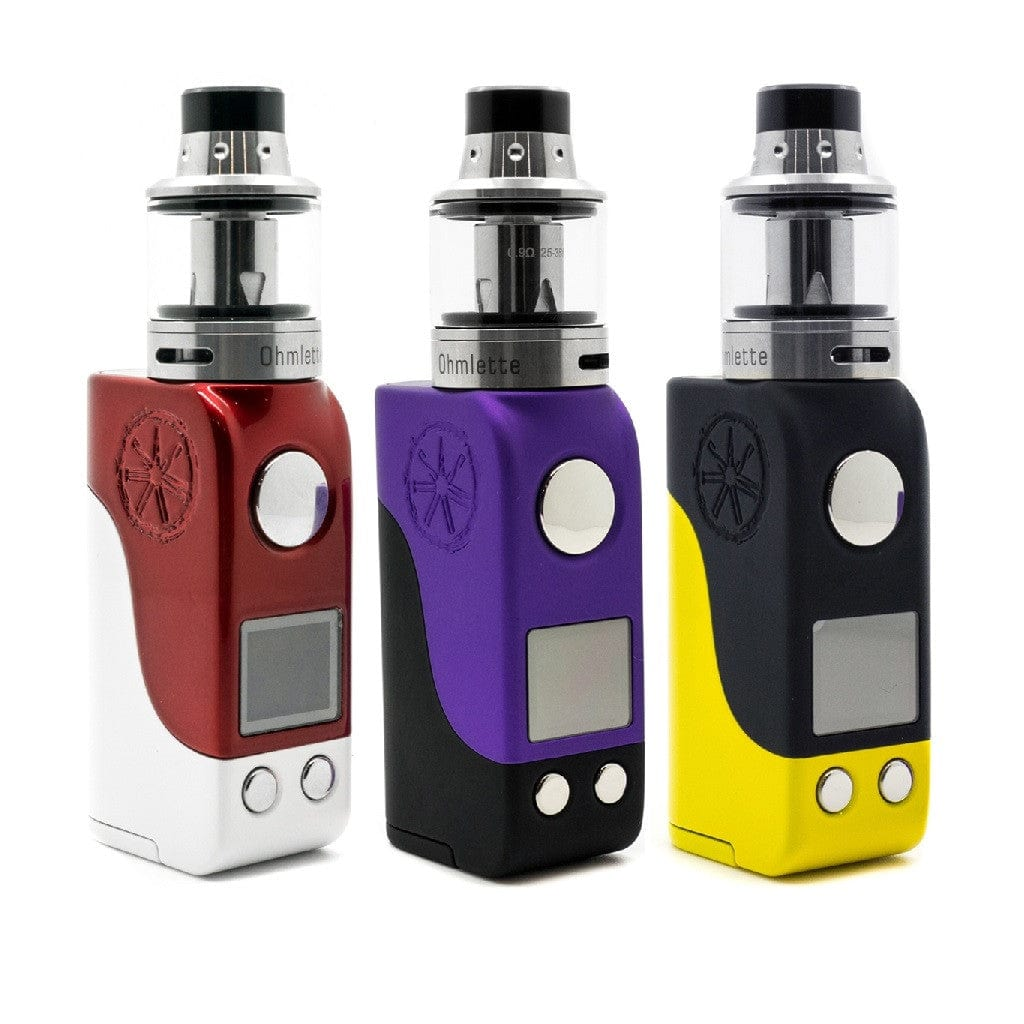 Asmodus Mini Minikin Kit Color options at Eightvape.com