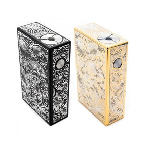 Asmodus Plaque 150W Gold and Black Edition at Eightvape