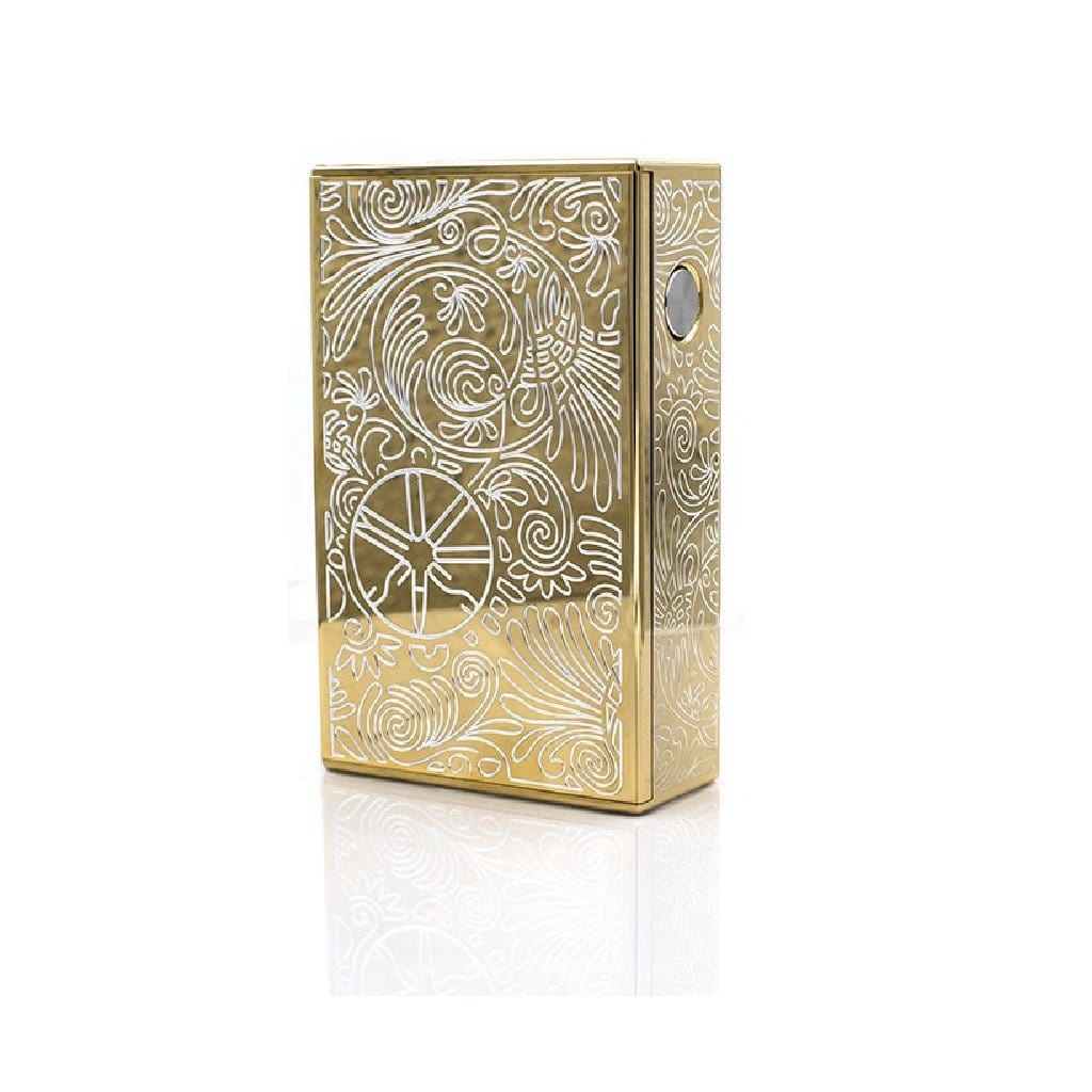 Asmodus Plaque 150W Gold Edition at Eightvape