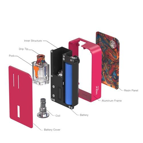 Aspire Mulus Pod Device 80W Kit