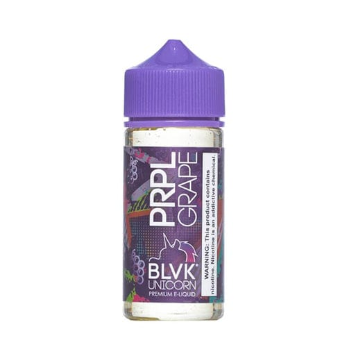 BLVK Unicorn PRPL Grape 100ml Vape Juice