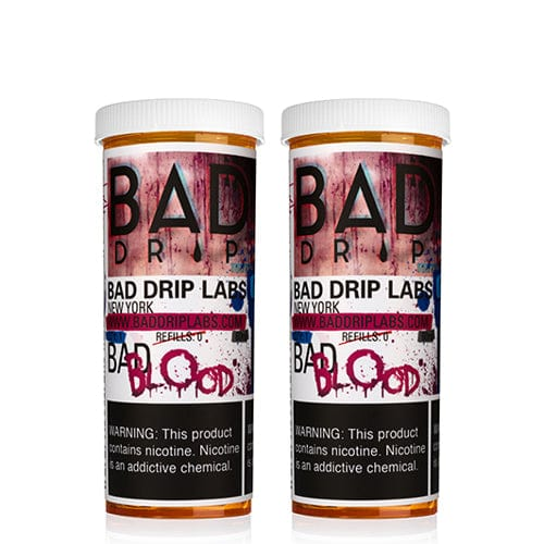 Bad Drip Bad Blood 2x 60ml Vape Juice