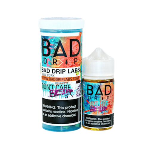 Bad Drip Don't Care Bear ICED Out 60ml Vape Juice