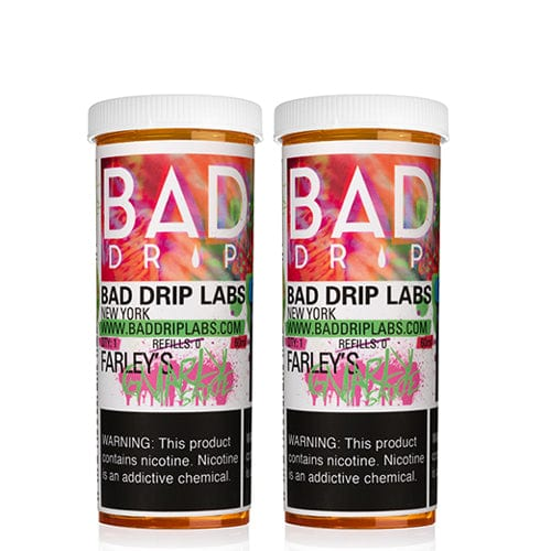 Bad Drip Farley's Gnarly Sauce 2x60ml Vape Juice