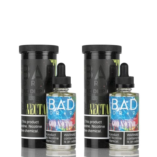 Bad Drip God Nectar 2x 60ml Vape Juice