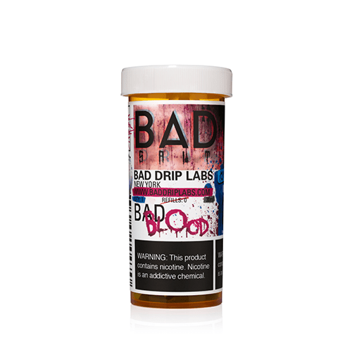 Bad Drip Salts Bad Blood 30ml Nic Salt Vape Juice