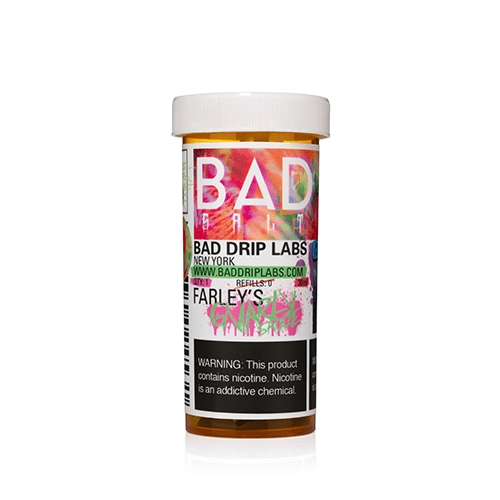 Bad Drip Salts Farley's Gnarly Sauce 30ml Nic Salt Vape Juice