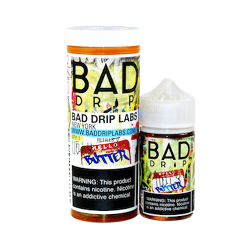 Bad Drip Ugly Butter 60ml Vape Juice