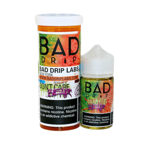 Bad Drip Don't Care Bear 60ml Vape Juice