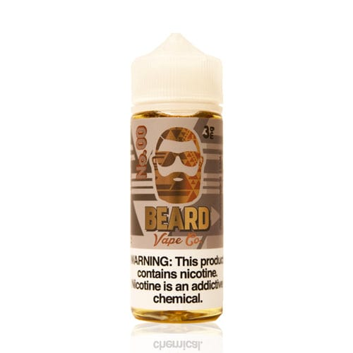 Beard Vape Co No. 00 Cappuccino Tobacco 120ml Vape Juice