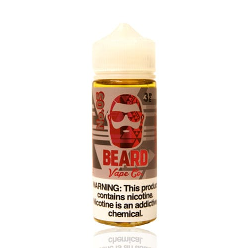 Beard Vape Co No. 05 NY Cheesecake 120ml Vape Juice