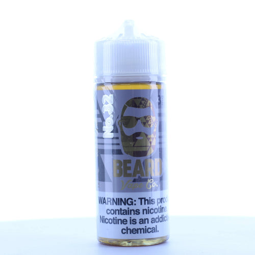 Beard Vape Co No. 32 Cinnamon Funnel Cake 120ml Vape Juice