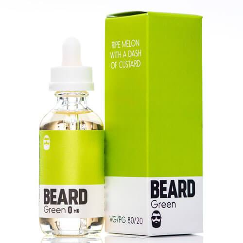 Beard Vape Co Eliquid Green 60ml