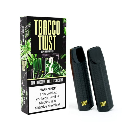 TBACCO TWST Disposable Vape (Pack of 2)