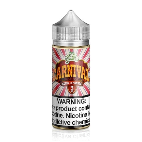 Juice Roll Upz Carnival Berry Lemonade 100ml Vape Juice