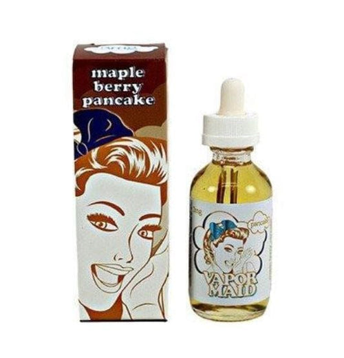 Vapor Maid Maple Berry Pancake 60ml Eliquid