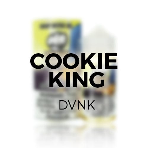 Cookie King DVNK 100ml Vape Juice