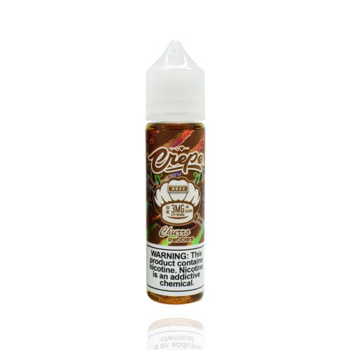 Crepe Liquid Churro Pebbles 60ml Vape Juice