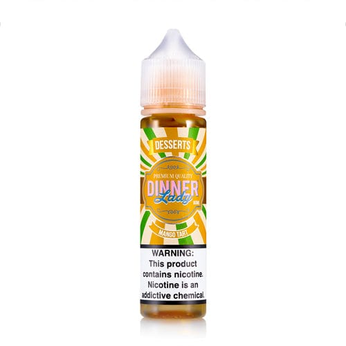 Dinner Lady Mango Tart 60ml Vape Juice