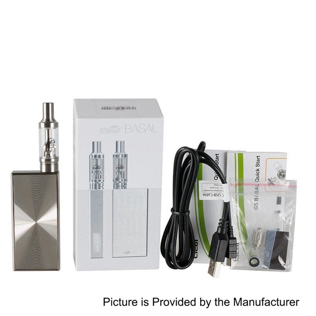 Eleaf BASAL 30W Starter Kit with GS Basal Tank