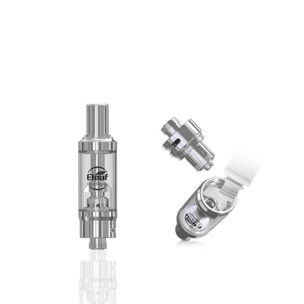 Eleaf GS BASAL MTL Tank with bottom fill