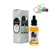 Enfuse Vapory Salt Nic Eliquid Ebony & Ivory 30ml