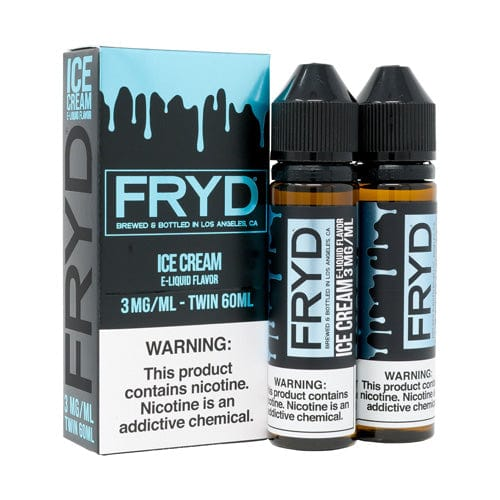 FRYD Ice Cream 2x60ml Vape Juice