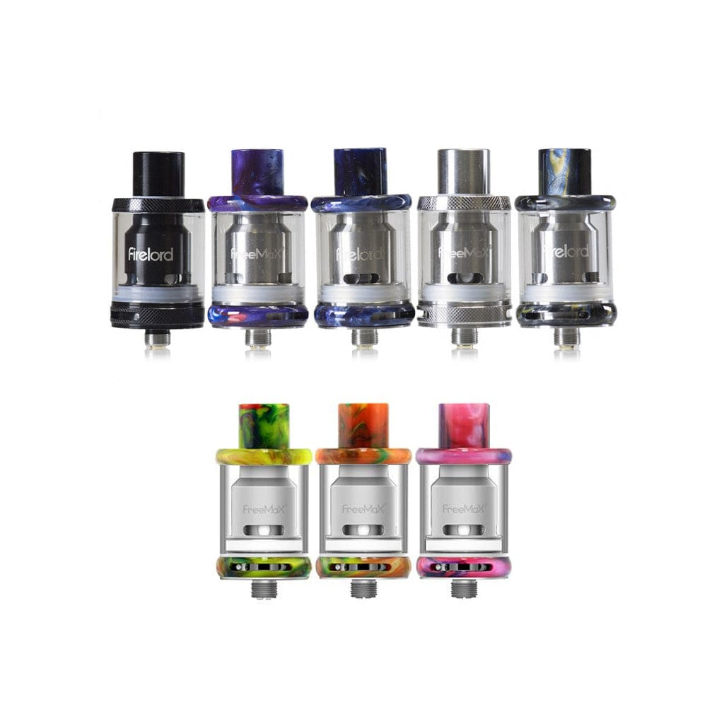 Freemax Firelord SubOhm Tank with RTA Section