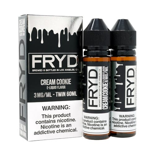Fryd Cream Cookie 2x60ml Vape Juice
