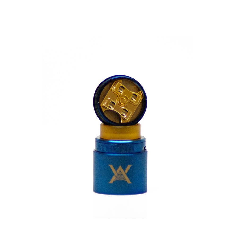 Geekvape Athena Squonk RDA Gold Plated Postless Build Deck