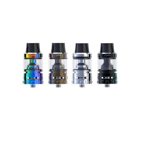 Ijoy Captain Subohm Tank  Color Options Eightvape
