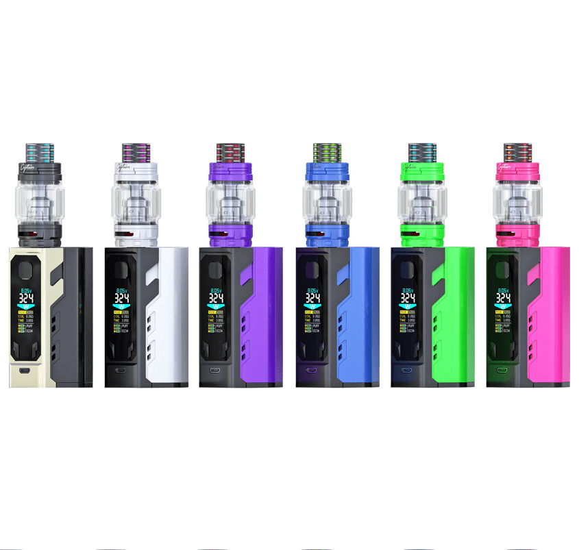 iJoy Captain X3 324W Kit (BATTERIES INCLUDED)