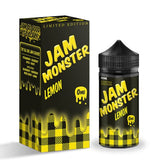 Jam Monster Lemon 100ml Vape Juice