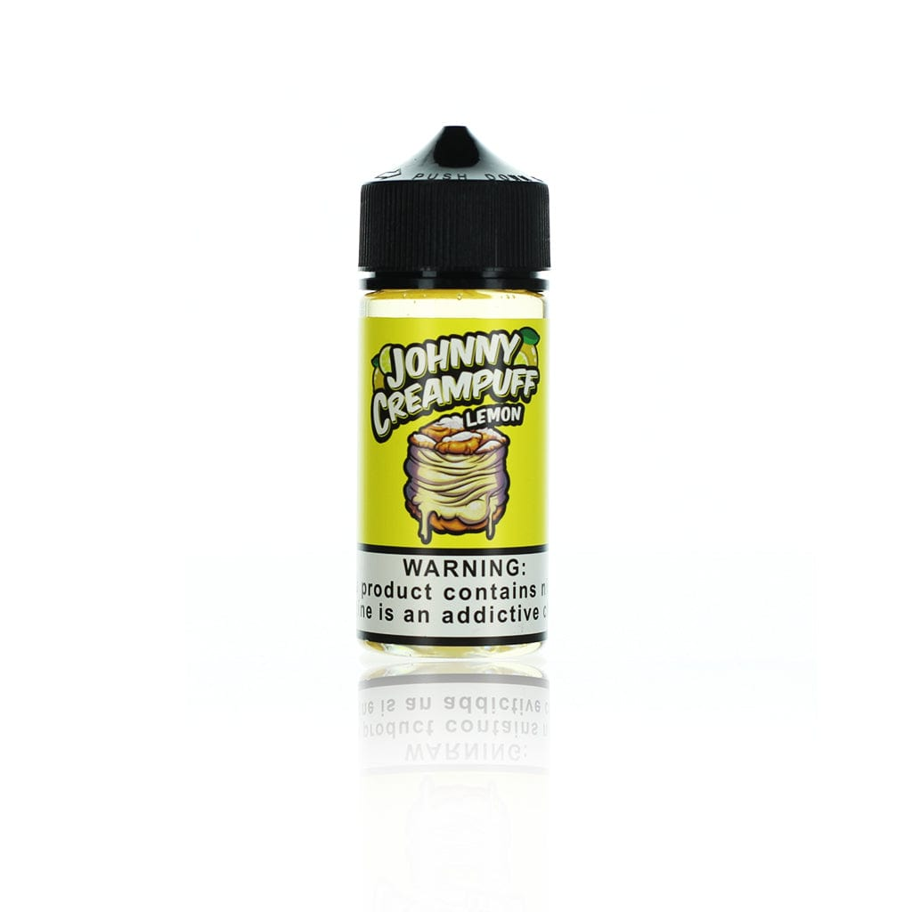 Johnny Creampuff Lemon 100ml Vape Juice
