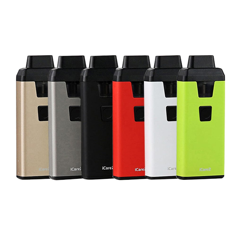 Eleaf iCare 2 Starter Kit Color Options: Vaporizers and Starter Kits for Ecig