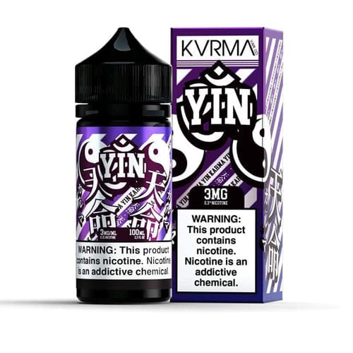 Karma Vape Co Yin 100ml Vape Juice