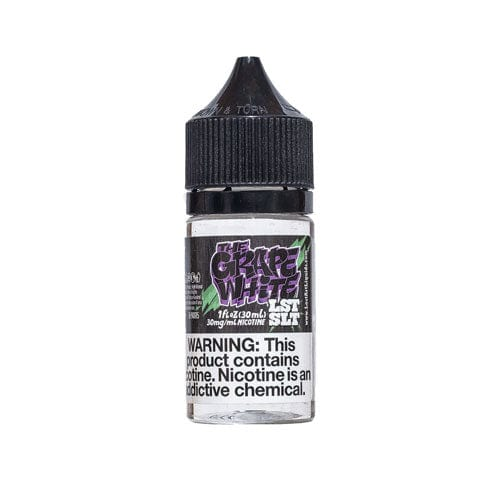 LST SLT Grape White 30ml Nic Salt Vape Juice