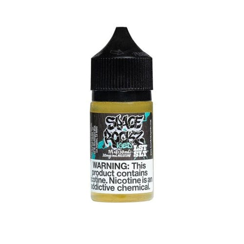LST SLT Space Rockz ICED 30ml Nic Salt Vape Juice
