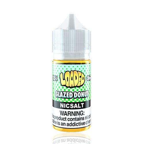 Loaded Salts Glazed Donut 30ml Nic Salt Vape Juice