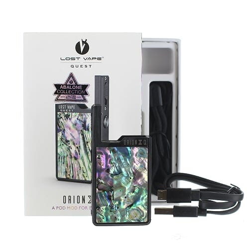 Lost Vape Quest Orion Q Pod Device (Cartridges NOT Included)