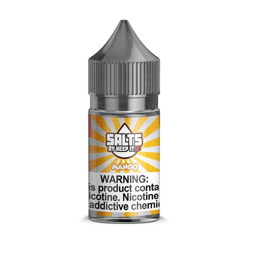 Keep It 100 Salts Mango 30ml Nic Salt Vape Juice