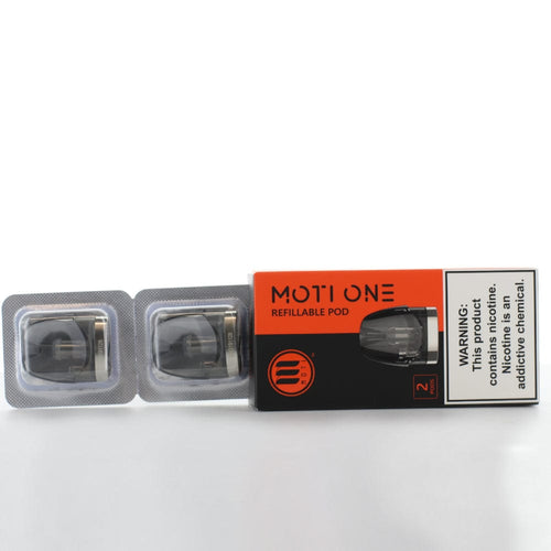 MOTI ONE Replacement Pod Cartridges (Pack of 2)