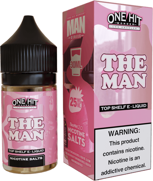 One Hit Wonder The Man 30ml Nic Salt Vape Juice