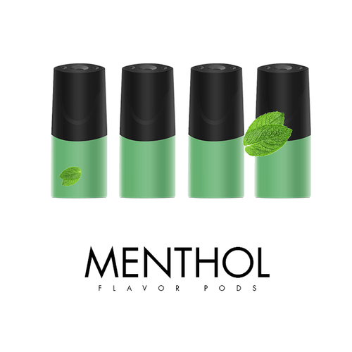 MOTI Menthol Pre-Filled Replacement Pods (Pack of 4)
