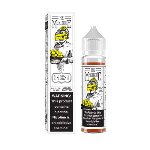 Charlie's Chalk Dust Mr Meringue 60ml Vape Juice